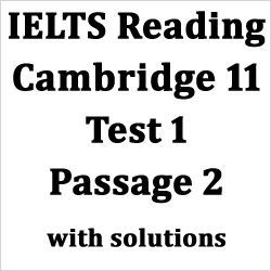 IELTS Reading: Cambridge 11 Test 1, Reading Passage 2, The Falkirk Wheel, with solutions and best explanations