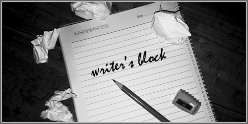 Writer's Block: A Phenomenon You Like To Avoid