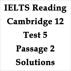 IELTS Reading: Cambridge 12 Test 5 Passage 2- Collecting as a hobby - solutions with explanations