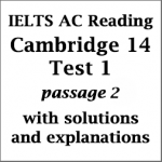 IELTS Academic Reading: Cambridge 14, Reading Test 1: Passage 2; The growth of bike-sharing schemes around the world; with top solutions and detailed explanations