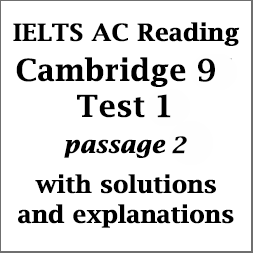 IELTS Academic Reading: Cambridge 9, Test 1: Reading Passage 2; Is there anybody out there?; with best solutions and detailed explanations
