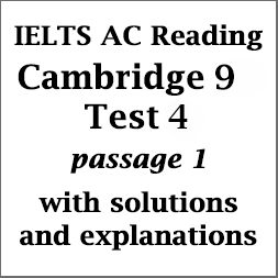 IELTS Academic Reading: Cambridge 9, Test 4: Reading Passage 1; The Life and Work of Marie Curie; with top solutions and step-by step detailed explanations